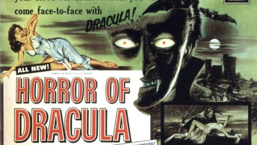 VOD - Horror Of Dracula - 1958