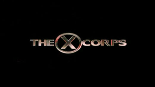 TV Series - The X Corps