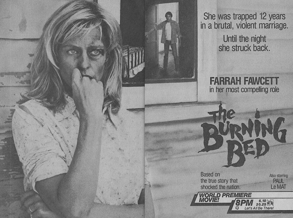 VOD Movie The Burning Bed