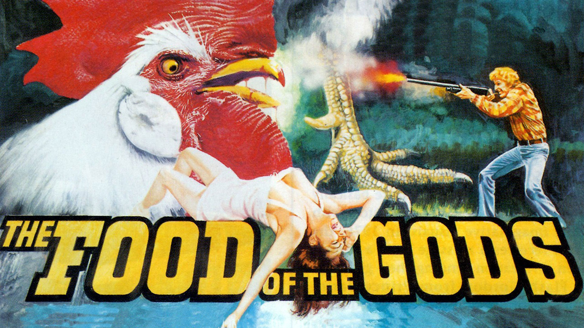 The Food Of The Gods 1976 Mytvtogo Network Streaming Services