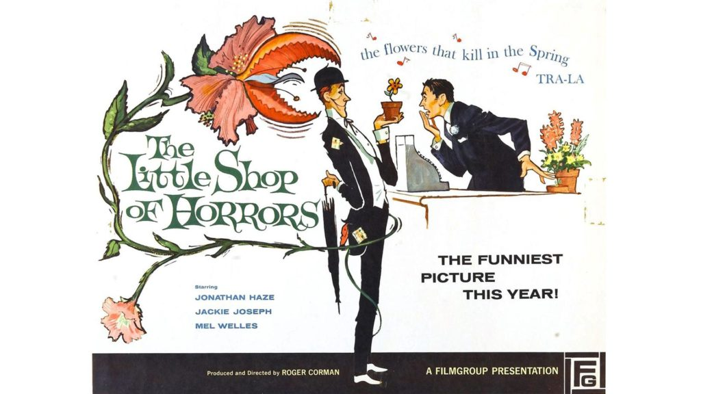 VOD - The Little Shop Of Horrors - 1960